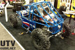 Single Seat Polaris RZR with Tube Chassis