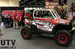 Polaris RZR XP with 30x10R14 tires