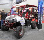 Turbo Polaris RANGER XP 800