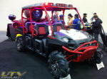 Audio Formz Polaris RANGER Crew at the 2012 Dealer Expo