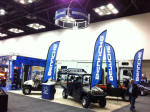 Bennche at the 2012 Dealer Expo