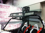 Polaris RZR XP Roof Rack from Blingstar