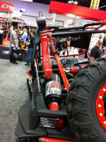DragonFire Racing at the 2012 Dealer Expo