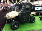 Odes UTV at the 2012 Dealer Expo
