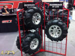 STI Tire and Wheel at the 2012 Dealer Expo