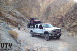 Steele Pass, Death Valley - 2011 Ford F-350 Super Duty Lariat 4x4 Crew Cab