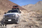 Steele Pass, Death Valley- 2011 Ford F-350 Super Duty Lariat 4x4 Crew Cab