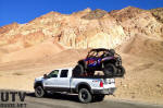 Death Valley National Park- 2011 Ford F-350 Super Duty Lariat 4x4 Crew Cab