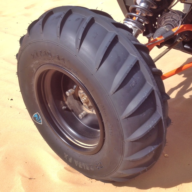Image Gallery Sand Tires