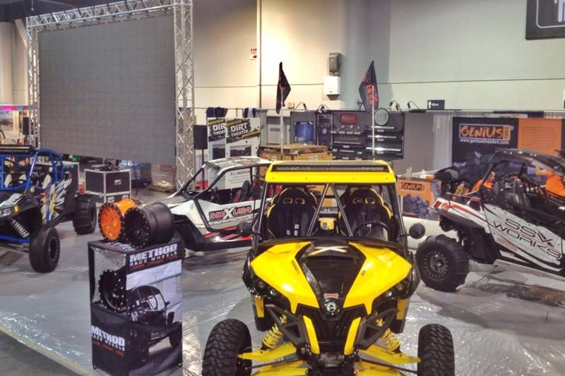 SEMA Dirt Theater
