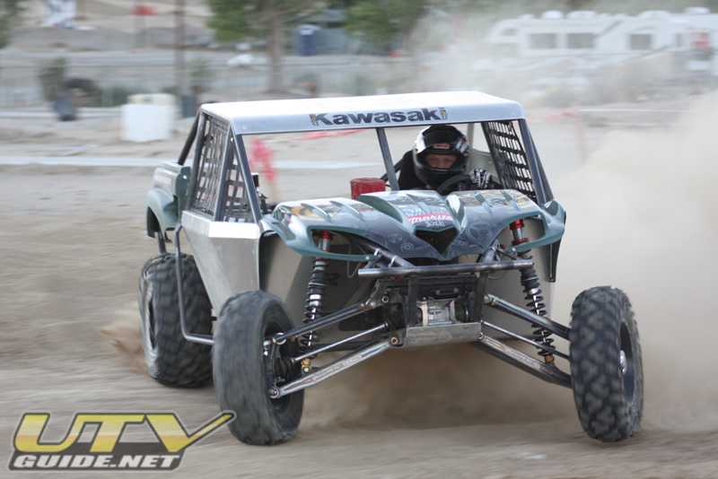 DragonFire Racing Race Teryx - Larry Roessler