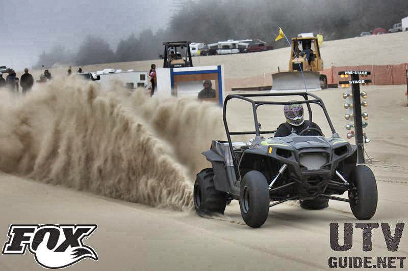 SxS Sand Drags at DuneFest