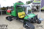 John Deere Gator 825i S4 on tracks