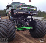 Monster Truck at DuneFest 2013