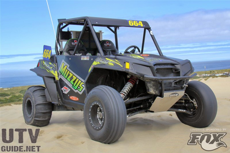 Muzzys Performance Big Bore RZR XP Race Car