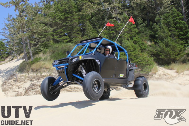 Turbo Jagged X RZR XP