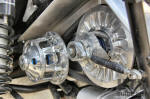 STM Powersports billet clutch
