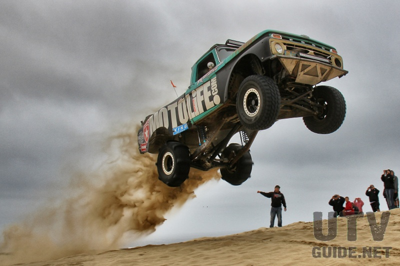 MotoLife.com Truck at DuneFest 2014