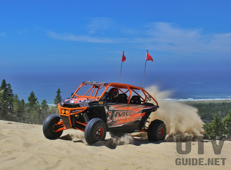 Polaris RZR XP4 1000 at DuneFest