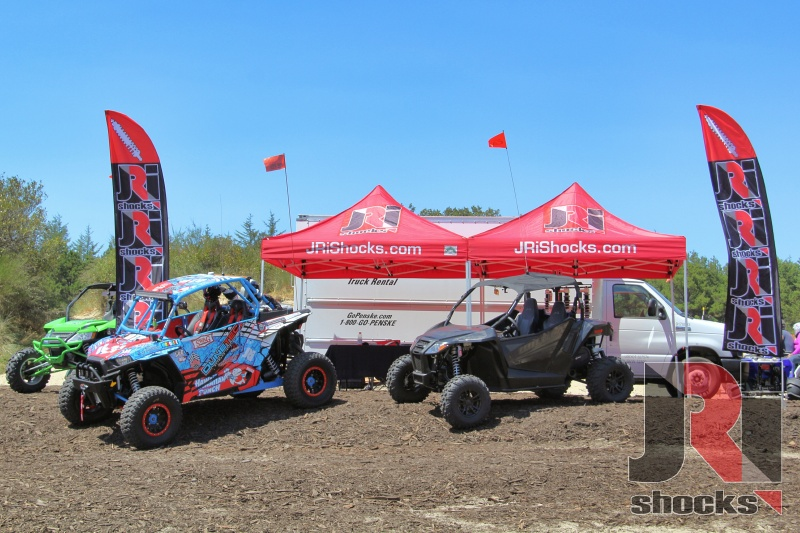 JRi Shocks at DuneFest 2015