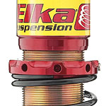 Elka Elite - Threaded preload adjustment