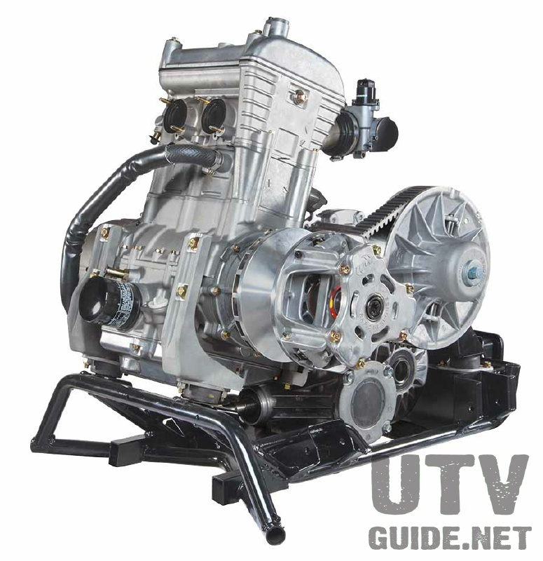 Arctic Cat Wildcat Sport Engine