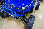 Long Travel Yamaha Rhino with 2 Seat Cage