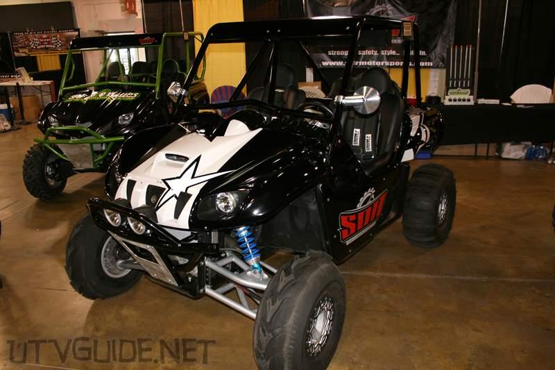 Extreme Motorsports Expo 2008 - UTV Guide