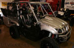 Yamaha Rhino 700 EFI with Four Seat Roll Cage