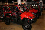 Custom Creations - Kawasaki Teryx with Roll Cage, Long travel