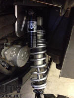 FOX 2.5 RZR XP Shocks
