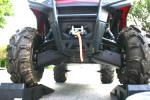 Polaris RZR UHMW A-Arm Guards