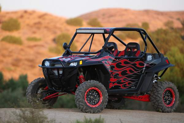 Farmers Insurance Polaris RZR XP 900