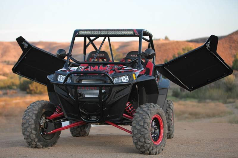 Famers Insurance Polaris RZR XP 900