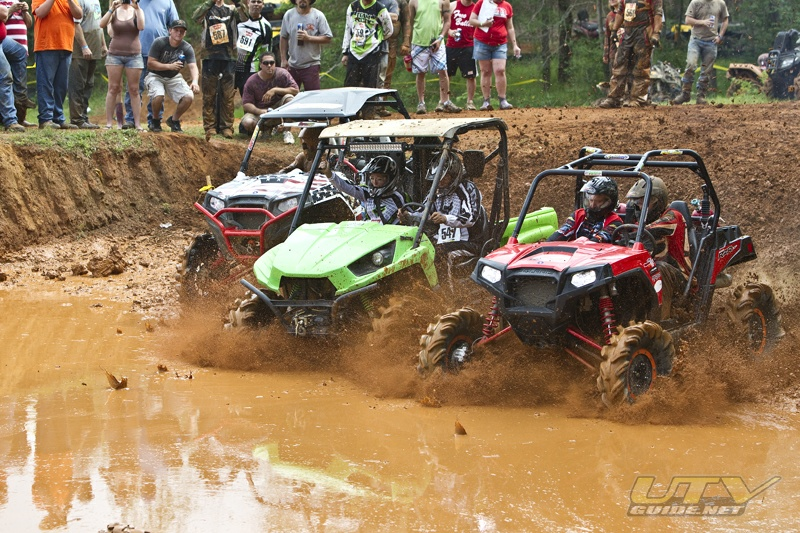 Can-Am/BRP Mud Bog RUV
