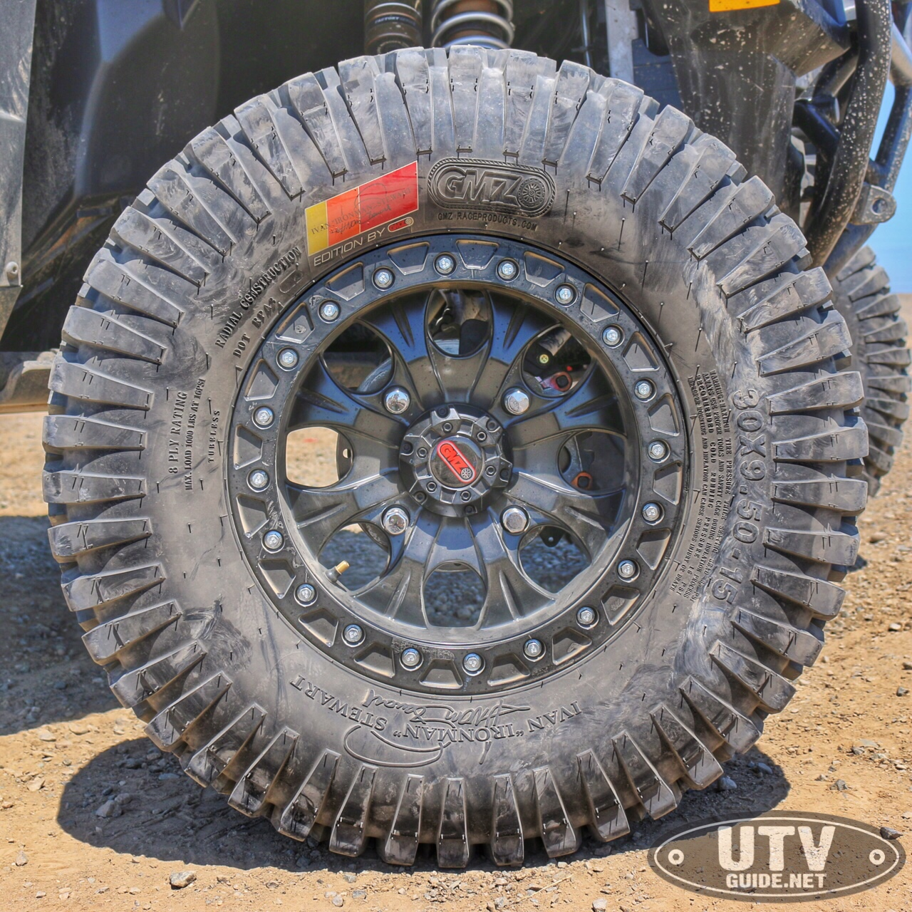 tire shootout  utv guide