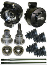 Gear One Centerboard Hubs for Yamaha Rhino