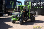 Monster Energy Kawasaki Mule - Glamis