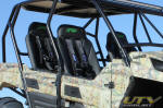 Teryx4 seats and harnesses