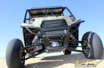Kawasaki Teryx4 Long Travel Suspension from HCR Racing, Fox shocks and Summers Brothers axles