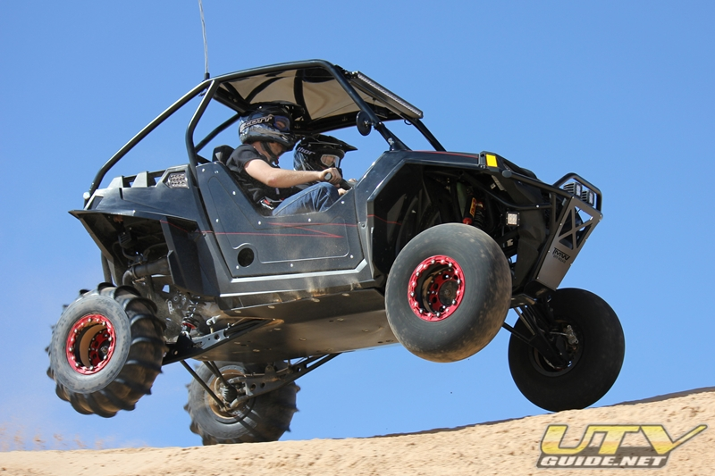 TMW Off-Road Turbo Polaris RZR XP
