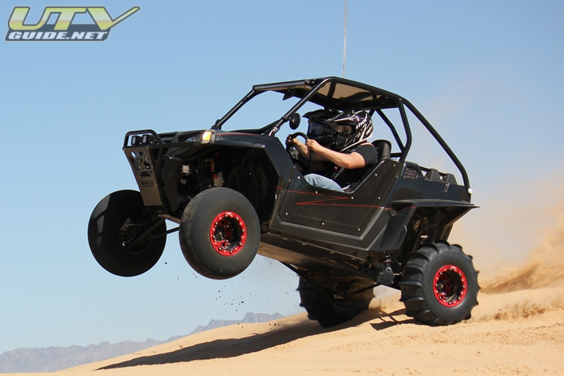 TMW Off-Road Sleeper RZR XP