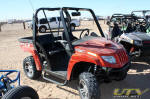 Hapa's new Arctic Cat Prowler 1000