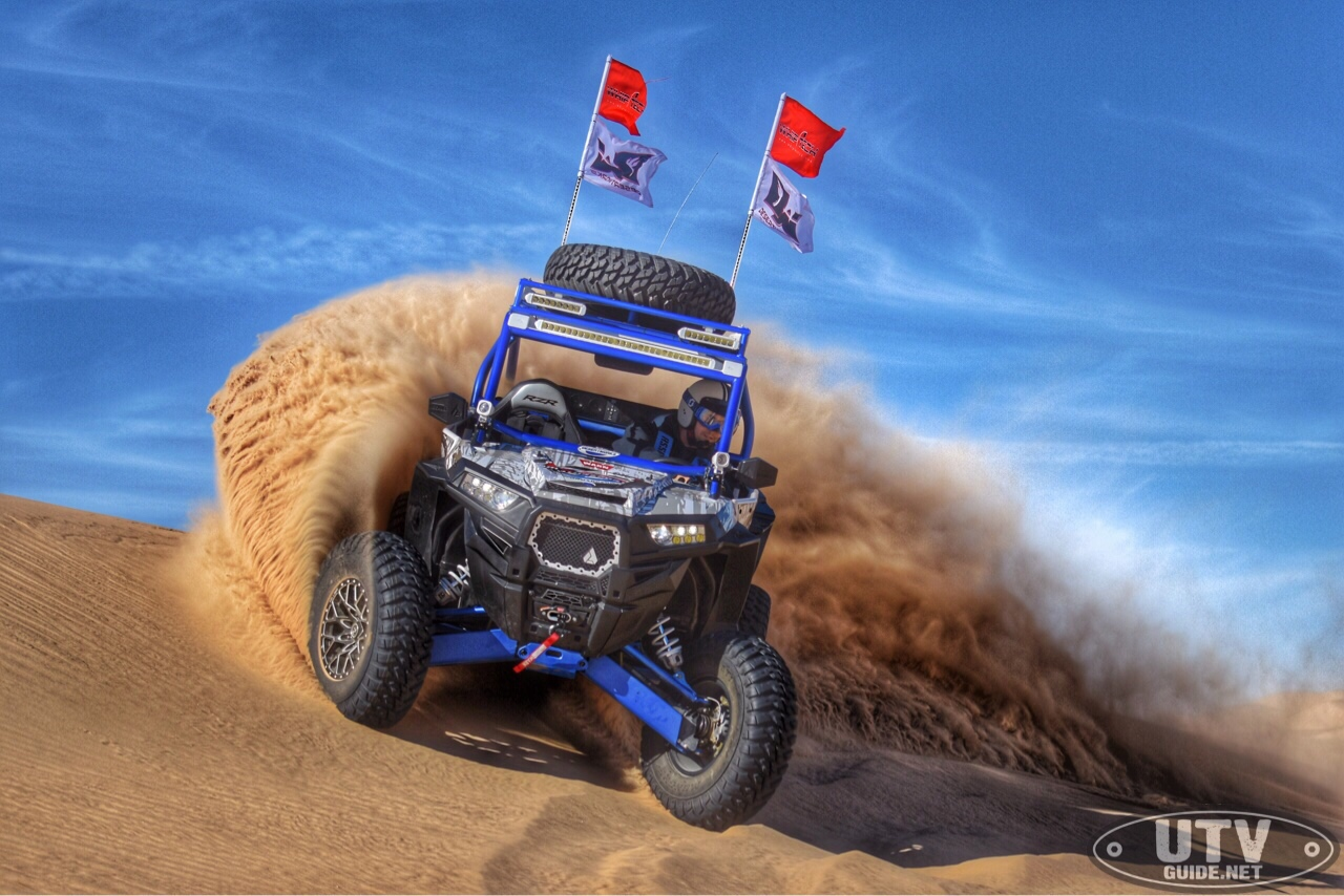 GBC Motorsports Polaris RZR XP Turbo