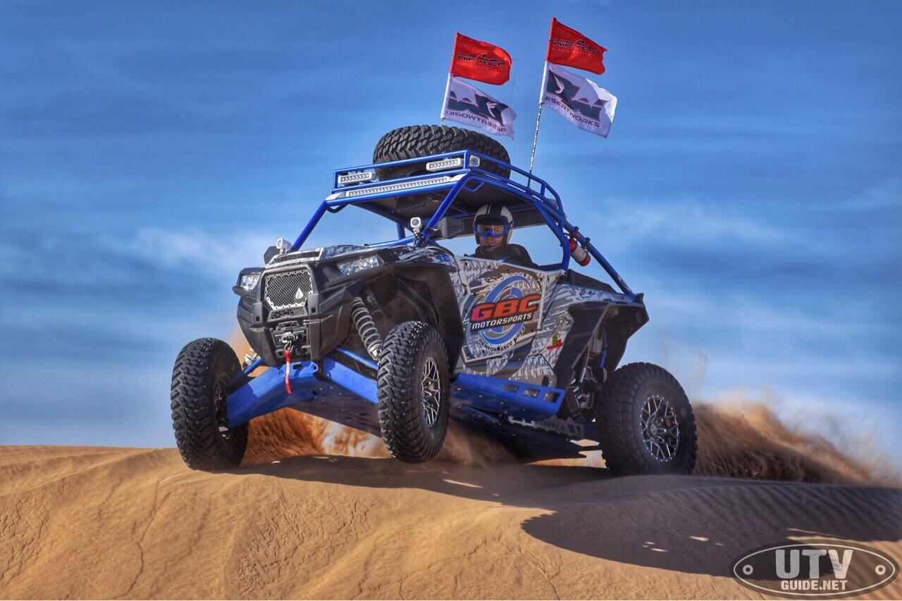 GBC Motorsports RZR XP Turbo