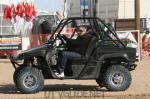 Two Seat Rhino with nice Roll Cage