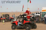 Polaris RZR at Vendor Row in Glamis