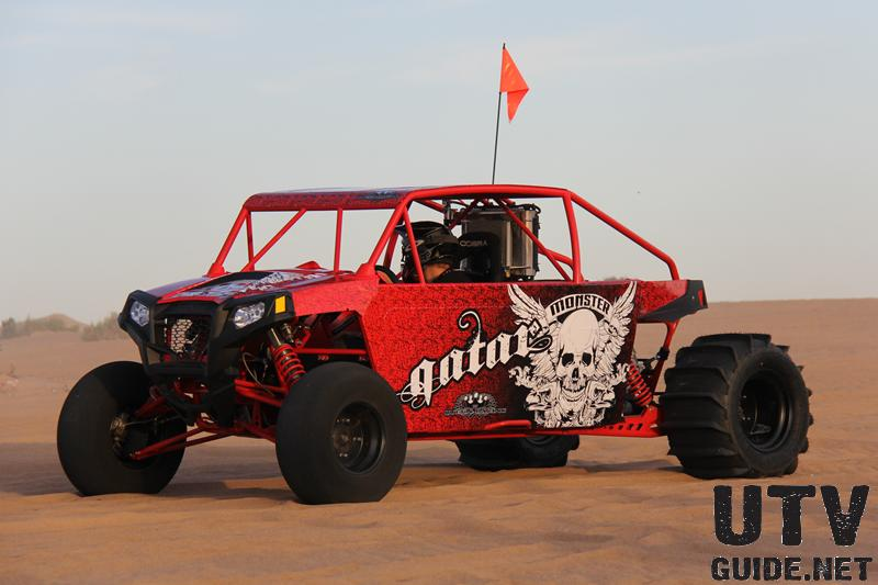 Turbo Z1 Polaris RZR XP