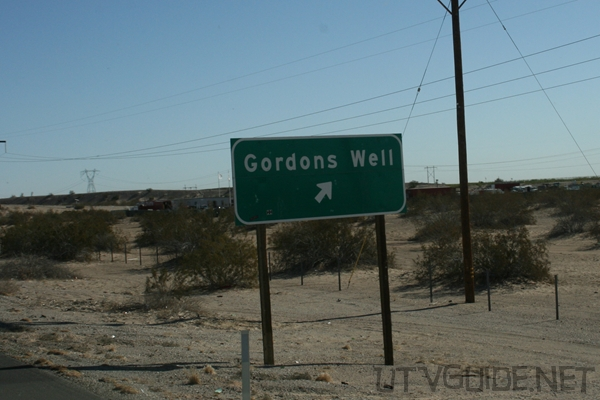 Gordon's Well - Imperial Sand Dunes Recreation Area