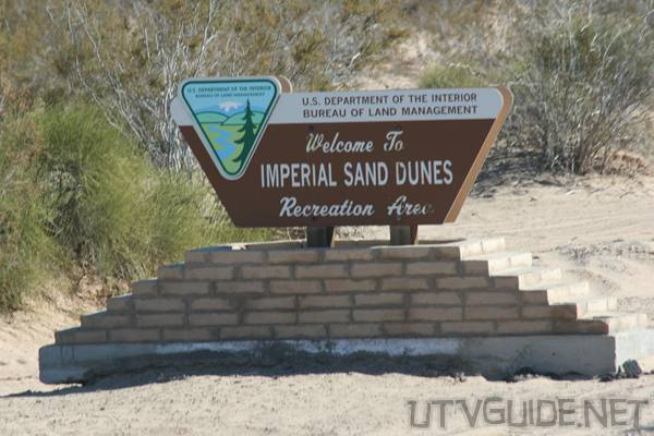Gordon's Well - Imperial Sand Dunes Recreation Are